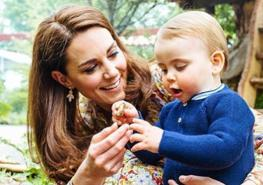 La duquesa de Cambridge es la madre de los príncipes George, Charlotte y Louis. Foto: Instagram @kensingtonroyal